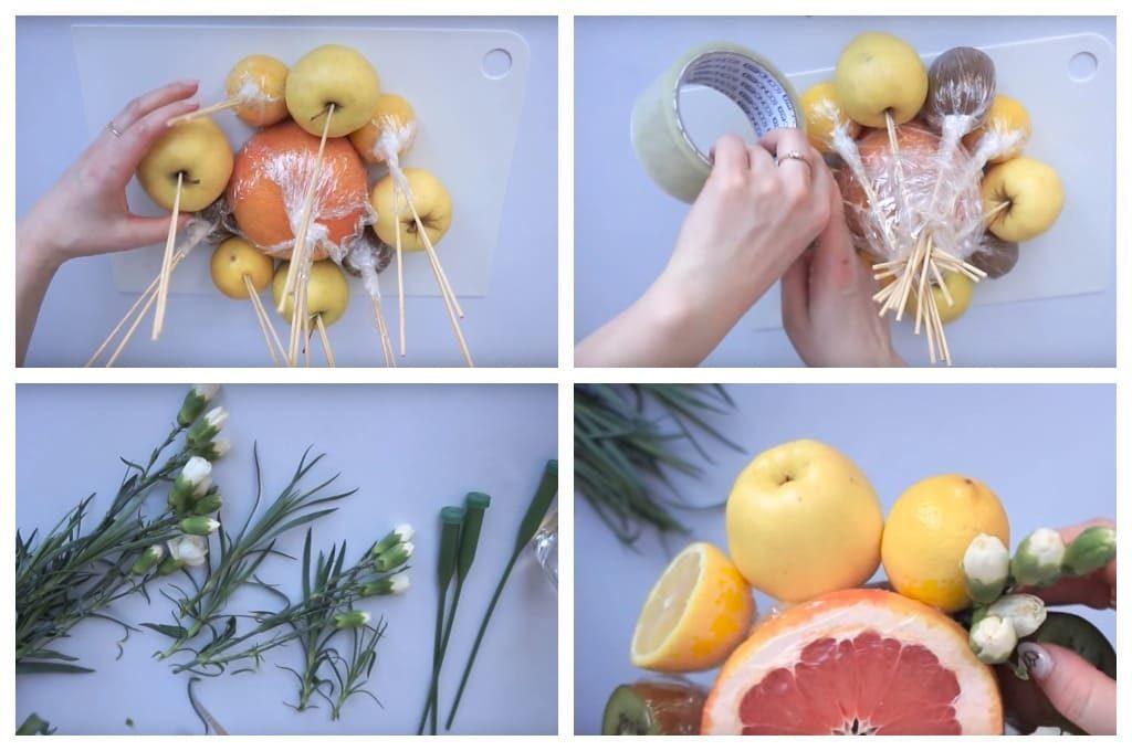 buket-iz-fruktov-shag-4-3217863